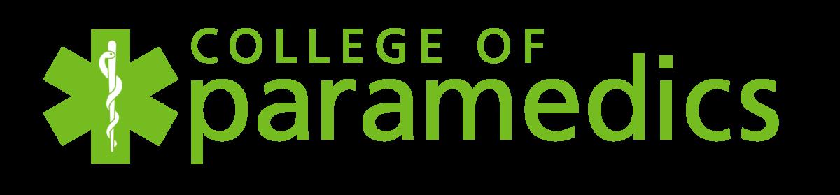 College of Paramedics logo